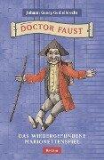 Doctor Faust - Johann Georg Geißelbrecht