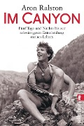 Im Canyon - Aron Ralston