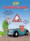 Uli Stein Wochenkalender 2019 - Uli Stein