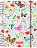 BRUNNEN Schülerkalender 2019/20 Schmetterling -