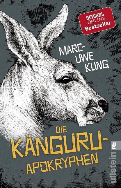 Die Känguru-Apokryphen - Marc-Uwe Kling