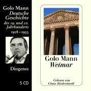 Weimar - Golo Mann