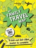 Lonely Planet Kids: My Family Travel Map -