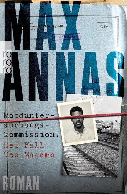 Morduntersuchungskommission: Der Fall Teo Macamo - Max Annas