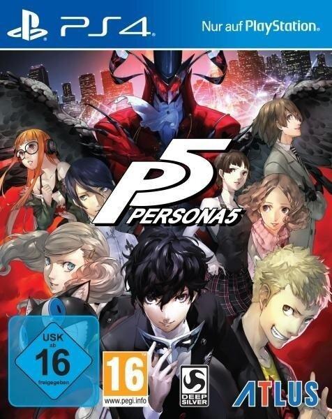 Persona 5 (PlayStation PS4) -