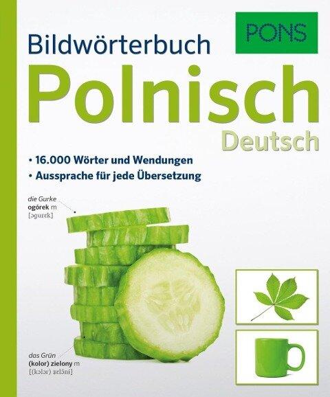 PONS Bildwörterbuch Polnisch / Deutsch -