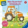 Mein Bauernhof-Schiebebuch - Daniela Prusse