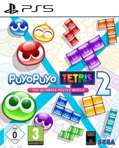 PuyoPuyoTetris 2 (Playstation PS5) -