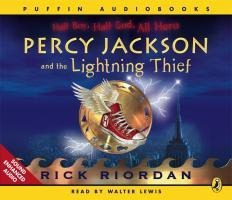 Percy Jackson and the Lightning Thief - Rick Riordan, Matthew Dilley