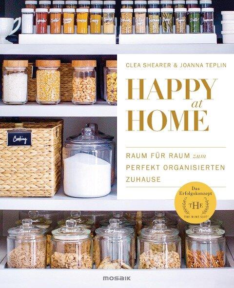 Happy at Home - Clea Shearer, Joanna Teplin