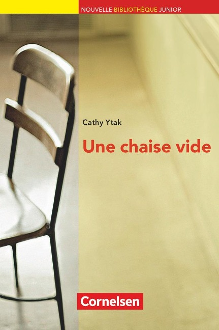 Une chaise vide - Cathy Ytak