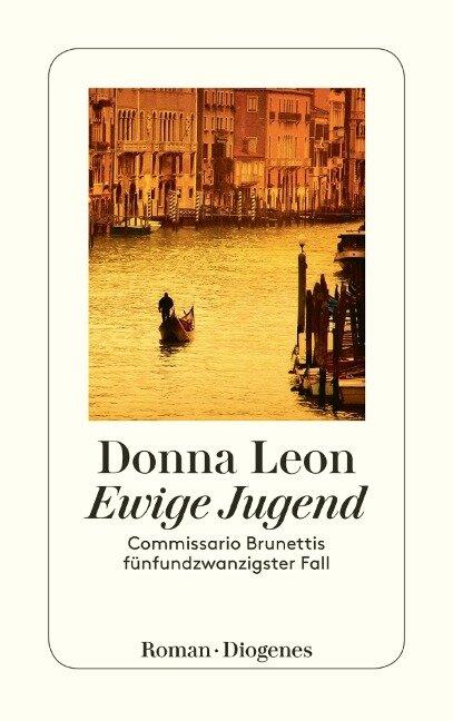 Ewige Jugend - Donna Leon
