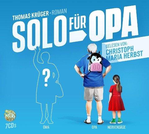 Solo für Opa - Thomas Krüger