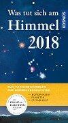 Was tut sich am Himmel 2018 - Hermann-Michael Hahn