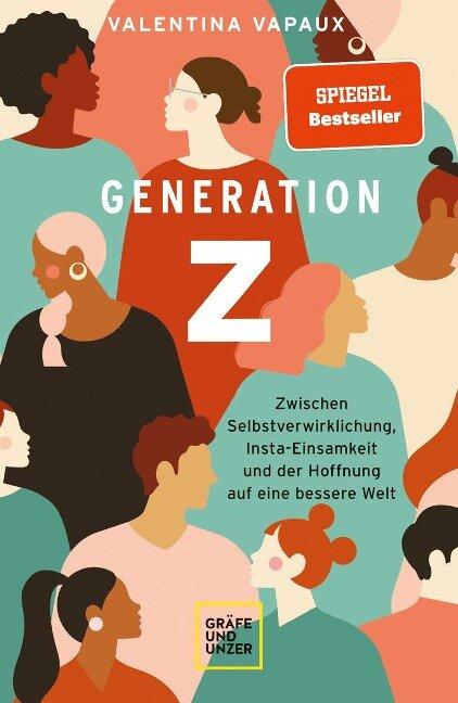 Generation Z - Valentina Vapaux