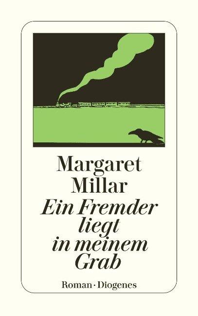 Ein Fremder liegt in meinem Grab - Margaret Millar