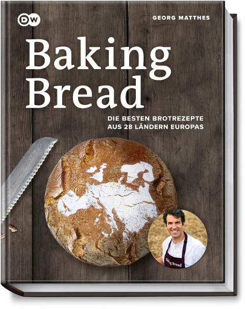 Baking Bread - Georg Matthes, Lorenz Ritter, Fabian Kendzia