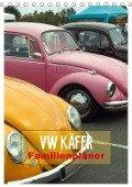 VW Käfer - Familienplaner (Tischkalender 2018 DIN A5 hoch) Dieser erfolgreiche Kalender wurde dieses Jahr mit gleichen Bildern und aktualisiertem Kalendarium wiederveröffentlicht. - Thomas Bartruff