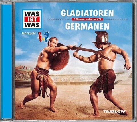 Gladiatoren / Die Germanen -