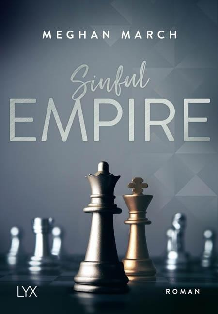 Sinful Empire - Meghan March