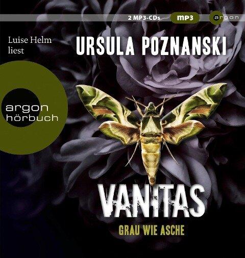 Vanitas - Grau wie Asche - Ursula Poznanski