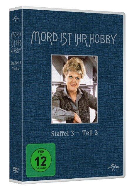 Mord ist ihr Hobby - Staffel 3.2 -