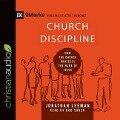 CHURCH DISCIPLINE 3D - Jonathan Leeman