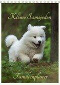 Kleine Samojeden (Tischkalender 2017 DIN A5 hoch) - Claudia Pelzer / www. Pelzer-Photography. com