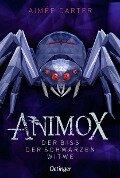 Animox 04. Der Biss der Schwarzen Witwe - Aimee Carter