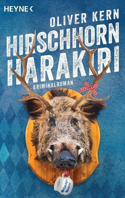 Hirschhornharakiri - Oliver Kern