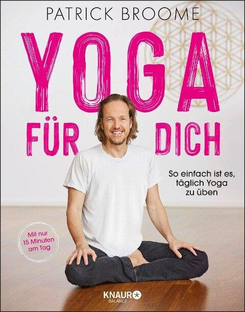 Yoga für dich - Patrick Broome