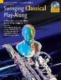 Swinging Classical Play-Along. Tenor-Saxophon; Klavier ad lib. -