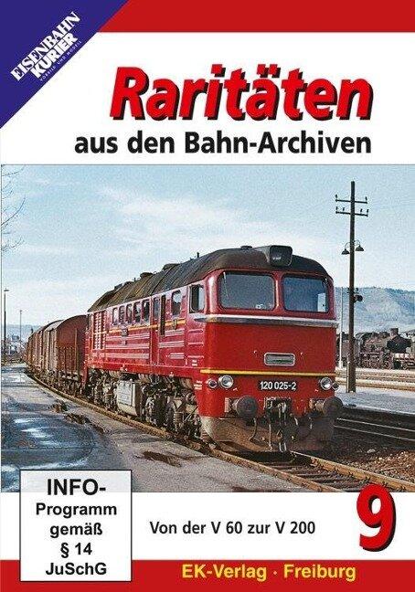 Raritäten aus den Bahn-Archiven Ausgabe 9 -