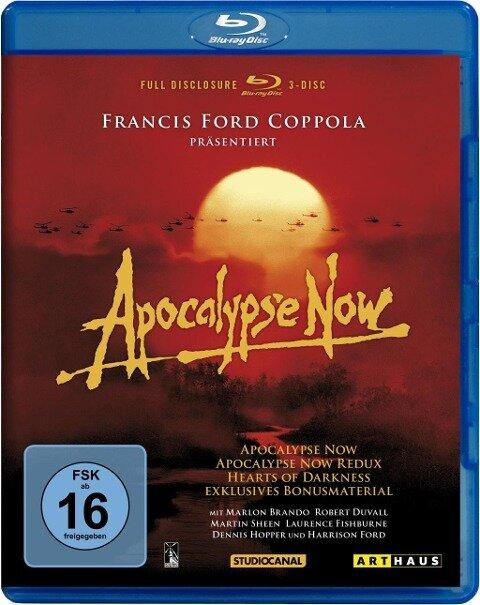 Apocalypse Now - Full Disclosure -