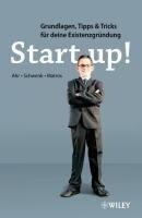 Start-up! - Christoph Ahr, Jacqueline Schwenk, Kevin Matros
