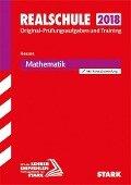 Abschlussprüfung Realschule Hessen 2018 - Mathematik -