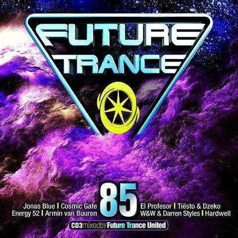 Future Trance 85. 3 CDs -