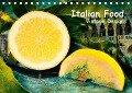 Italian Food - Vintage Design (Tischkalender 2018 DIN A5 quer) - Carmen Steiner