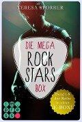 Die MEGA Rockstars-E-Box: Band 1-8 der Bestseller-Reihe (Die Rockstar-Reihe ) - Teresa Sporrer