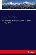 Die Lehre vom Obstbau auf einfache Gesetze zurückgeführt - Eduard Lucas, Friedrich Medicus