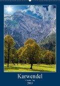 Karwendel - Hinterriss-Eng (Wandkalender 2019 DIN A2 hoch) - Horst Eisele
