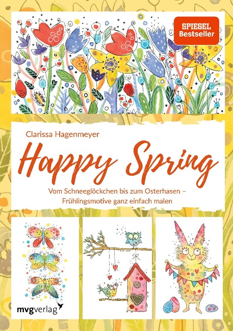 Happy Spring - Clarissa Hagenmeyer