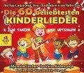 Die 60 beliebtesten Kinderlieder - Various
