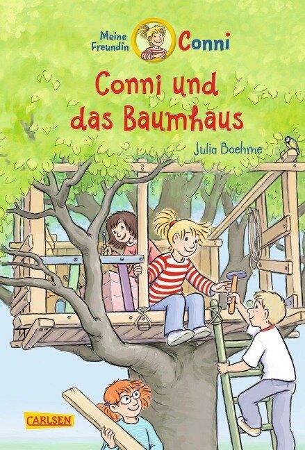 Conni-Erzählbände 35: Conni und das Baumhaus - Julia Boehme