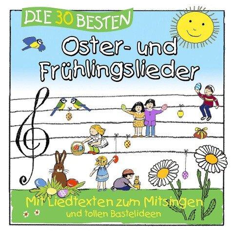 Die 30 besten Oster- und Frühlingslieder - Simone Sommerland Die Kita-Frösche