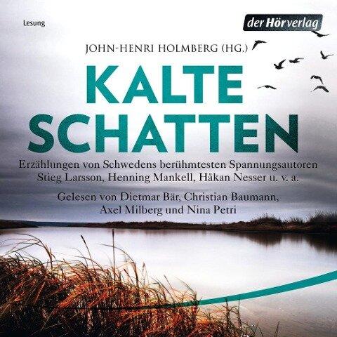 Kalte Schatten - Henning Mankell, Håkan Nesser