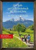 Das Folk- und Volksliederbuch für Alt und Jung. Gesang und Ukulele Liederbuch -