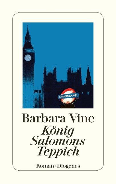 König Salomons Teppich - Barbara Vine