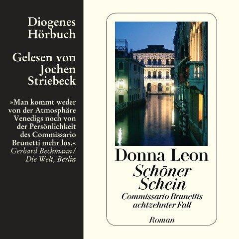 Schöner Schein - Donna Leon