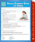 English Common Core 1st Grade (Speedy Study Guide) - Speedy Publishing